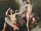 English: Daedalus and Icarus