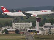 Swiss Airbus A330-300; HB-JHC@ZRH;08.06.2013/709bn