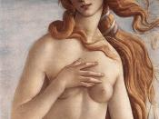 The Birth of Venus ( )