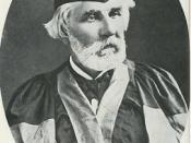 English: Photograph of Turgenev after receiving his Honorary Doctorate in Oxford in 1879