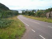 Sutherland - panorama