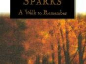 A Walk to Remember (novel)
