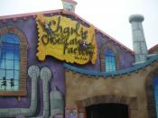 Charlie and the Chocolate Factory: The Ride