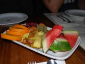 Fruit Platter - Hellenic Republic