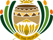 Coat of arms of the Sout African Parliament