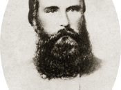General James Longstreet, Confederate States Army. Recto: [imprinted] Entered according to Act of Congress in the year 1862 by E. Anthony in the Clerk's office of the District Court of the U. S. for the So. District of New York. Verso: Published by E. & H