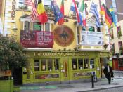 English: gogarty pub dublin on bloomsday