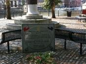 Merchant Navy monument