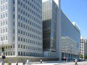 The World Bank & Inspection Panel's headquarters in Washington, D.C.