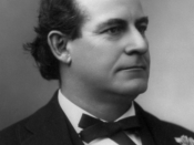 English: William Jennings Bryan