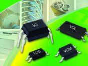 New VOS627A and VOS628A Series of Low AC Input Drive Current Optocouplers in SSOP-4 Package