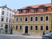 Halle an der Saale, Geburtshaus von Georg Friedrich Haendel