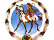 Kiowa Tribe of Oklahoma Seal