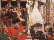 The Princess Who Never Smiled by Viktor Vasnetsov