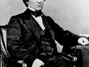 English: President of the United States of America Andrew Johnson
