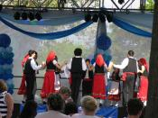Greek Fest: Traditional Dancing