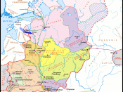 English: Map of the Kievan Rus' realm, 1015-1113 CE, of the medieval Rus' culture in Eastern Europe. Deutsch: Karte - Das Kiewer Reich (»Kiewer Rus«) 1015-1113 (Englisch). Русский: Карта — Киевская Русь в 1015-1113 гг. (по-Английски)
