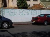 Free Schapell - The writing on the wall - Katoomba