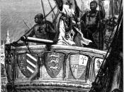 Richard the Lionheart's Farewell to the Holy Land