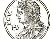 English: Hecuba was a queen in Greek mythology, the wife of King Priam of Troy, with whom she had 19 children.