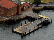 Cockatoo Island Ferry Wharf, Sydney