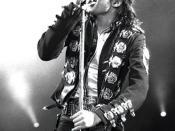 English: Michael Jackson 2nd June 1988.