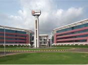 English: Patni knowledge park Airoli