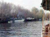 River Thames Trip 1973