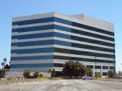 The headquarters of IGN Entertainment, Inc. at 8000 Marina Boulevard in Brisbane, California. Several key IGN properties have their offices in this building, including Rotten Tomatoes and IGN.com. Photographed by user Coolcaesar on June 17, 2007.