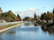 Pocket-Greenhaven, Sacramento, California canal.