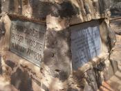 Charles Sturt Monument, Merbein