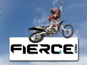 Fierce Extreme Sports Stickers
