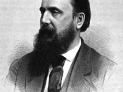 Portrait of publisher Charles A. B. Shepard (of Lee & Shepard, Boston)