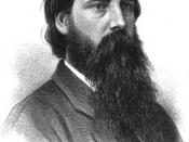 Portrait of publisher William Lee (of Lee & Shepard, Boston)