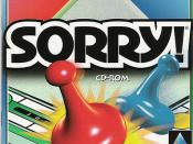 Sorry! (video game)
