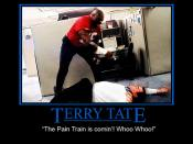 Terry Tate Office Linebacker Demotivational
