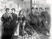 Cover Illustration taken from the cover of Harper's Weekly, September 7, 1861 showing a stereotypical