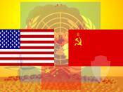 English: The Cold War Русский: Холодная война 中文: 冷战