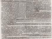 Austrått herregård og gods selges ved skifteauksjon (1736)