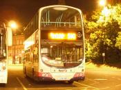 First West Yorkshire, Volov B7TL (32536, YJ54 XVD)