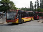 Transdev in Burnley Starship