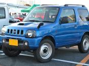 Suzuki Jimny 660 ( JB23W )