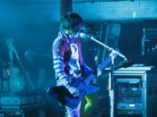 English: 30 Seconds To Mars live at UEA Norwich, Eng on 3rd February 2008