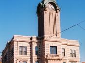 English: Negaunee City Hall, Negaunee, Michigan, USA