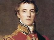 Portrait of Sir Arthur Wellesley, Duke of Wellington