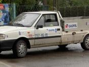 Polonez Truck Plus