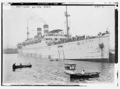 SANTA ANNA sailing, 8/8/14  (LOC)