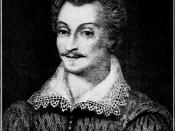 English: Sir Philip Sidney.