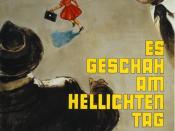 Deutsch: Filmplakat zum Film: