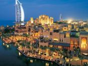 English: Dubai Magyar: Dubaj